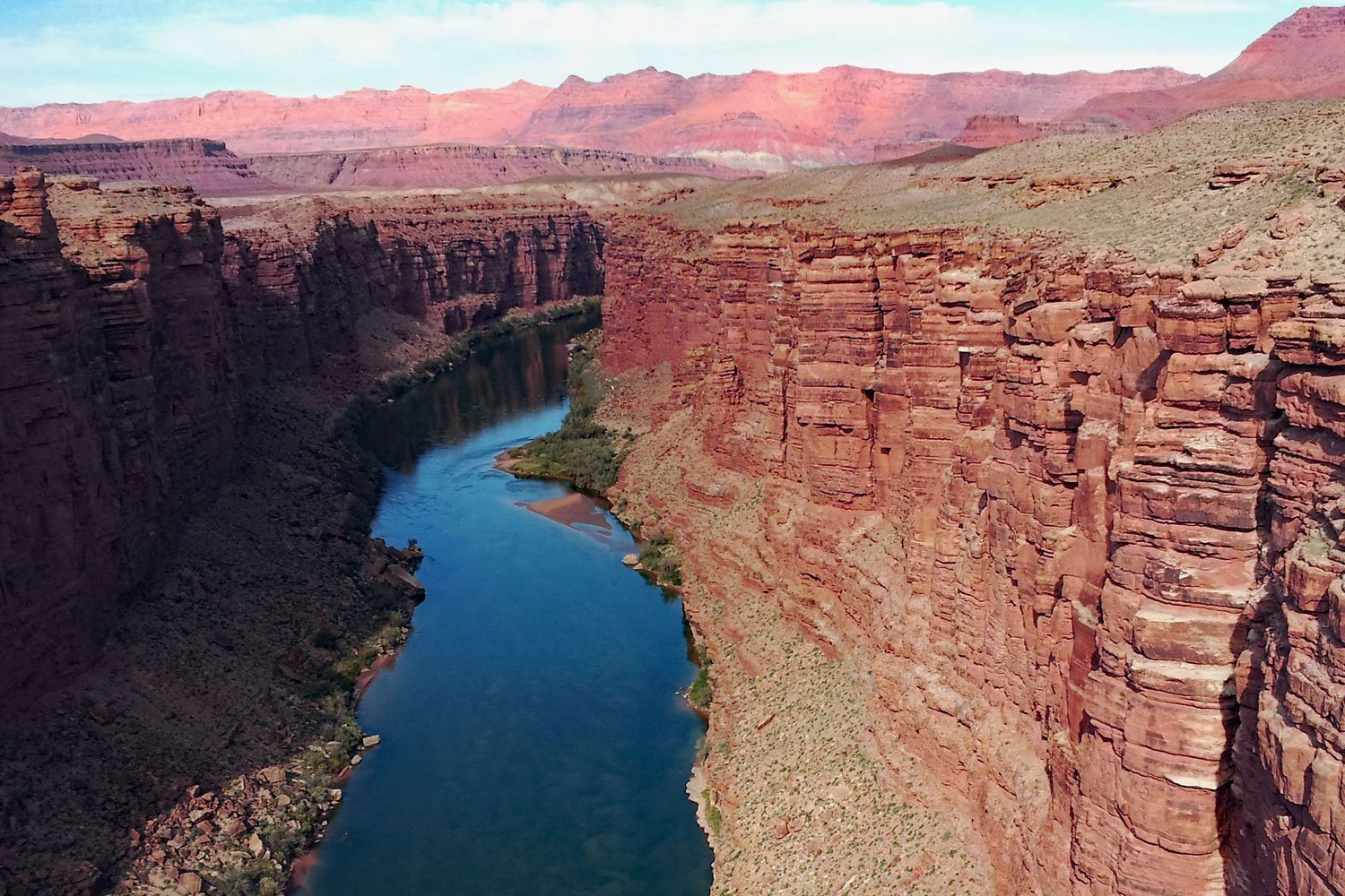 Canyon road trip takes you to Marble Canyon, Arizona
