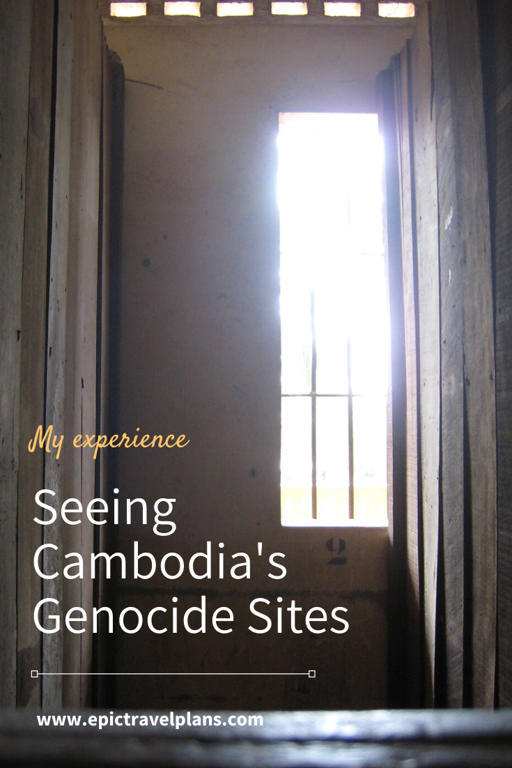 Seeing Cambodia's genocide sites