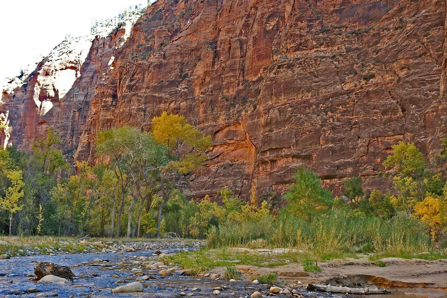 Canyon road trip takes you into Zion Canyon, Utah
