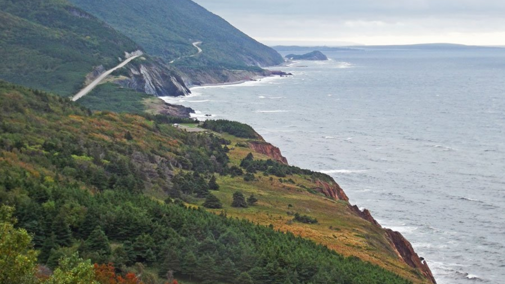 Wind your way along Cape Breton's Cabot Trail