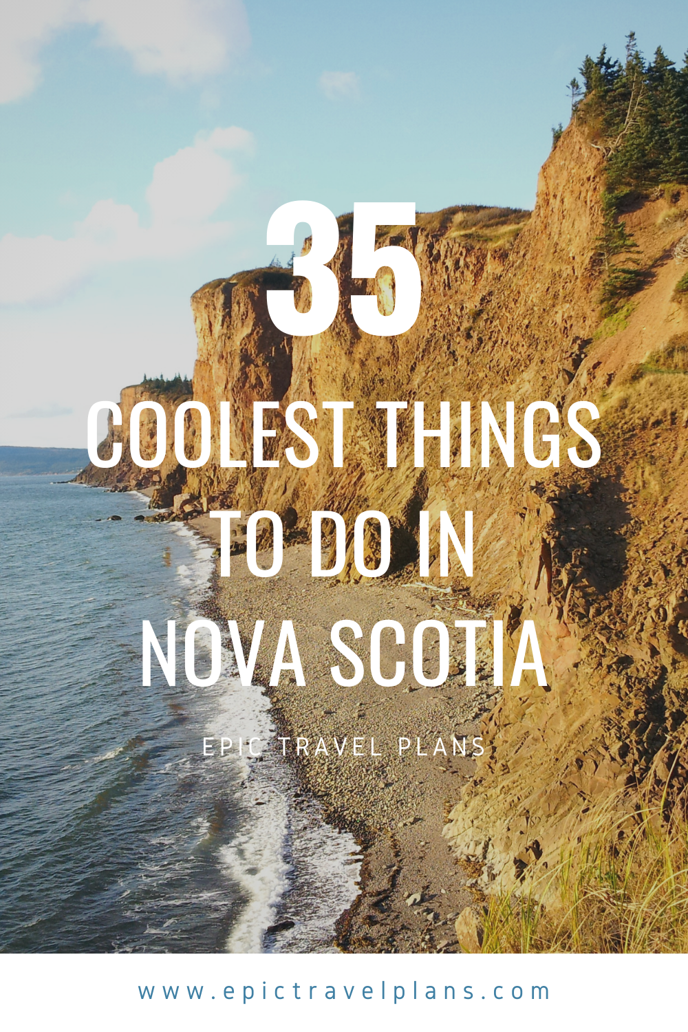 Coolest things to do on the Bay of Fundy, Nova Scotia