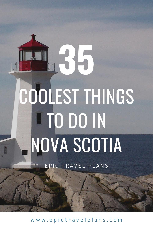 Coolest things to do near Halifax, Nova Scotia