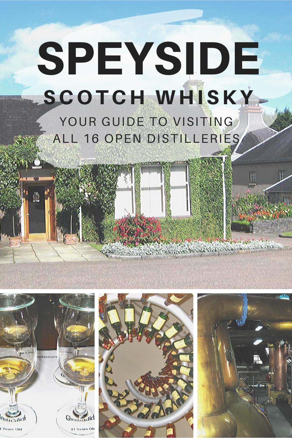 Guide to Speyside Whisky Distillery Tours