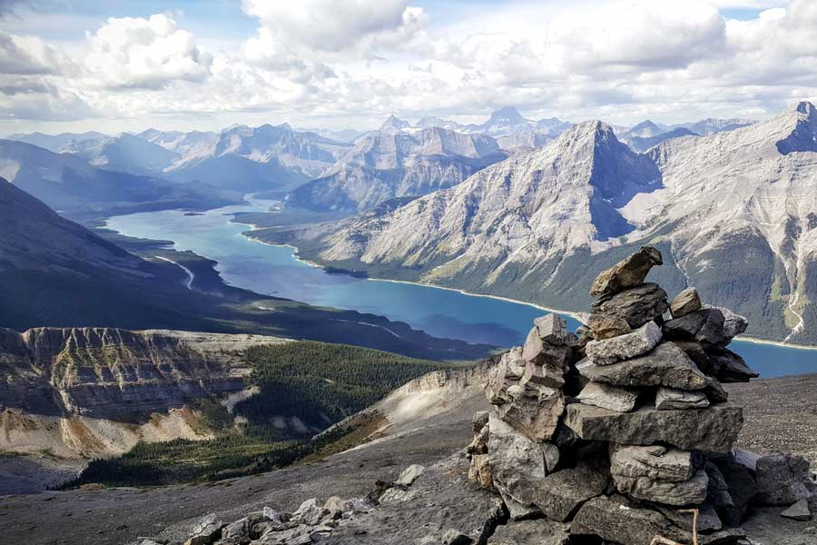Stunning views on a romantic weekend in Kananaskis Country