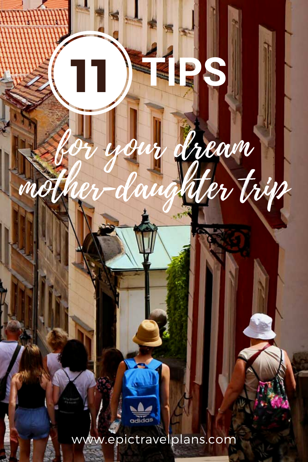 Tips for taking your dream mother-daughter trip