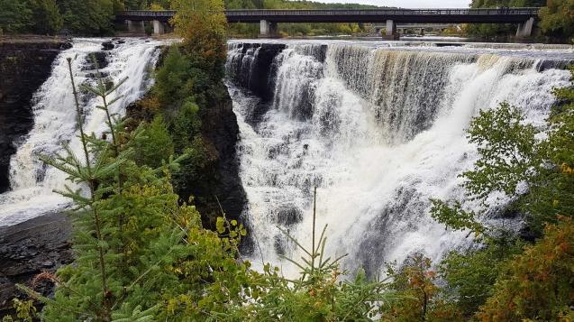 Kakabeka Falls, a stunning waterfall in northern Ontario, Canada Canada
