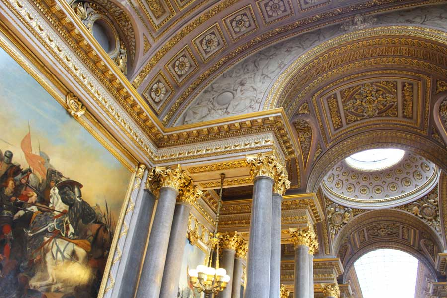 Best virtual tours of historic sites in Europe, Palace of Versailles virtual tour