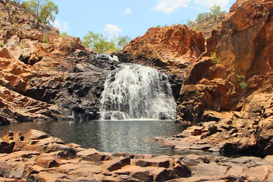 Edith Falls in Australia
