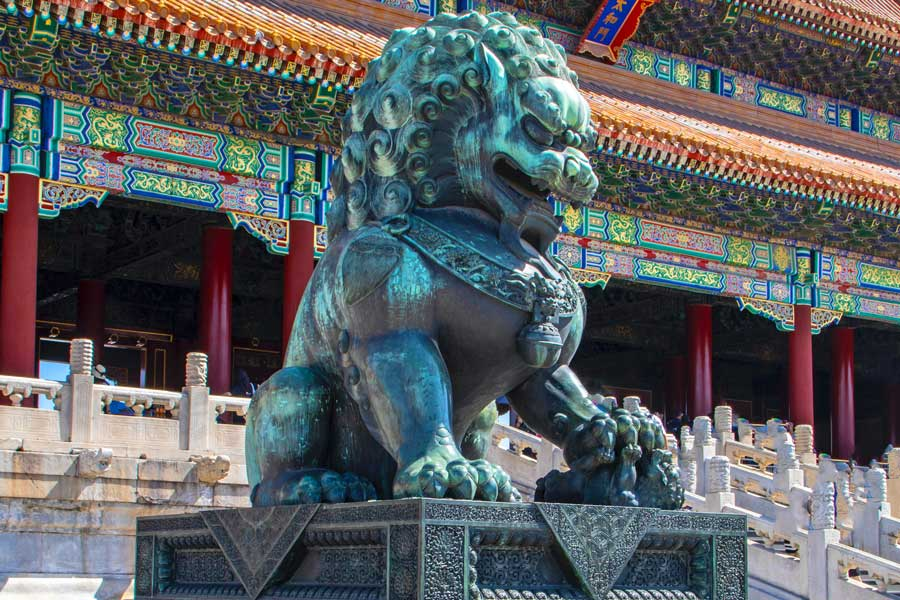 Virtual tour of the Forbidden City, China