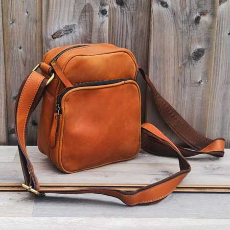Unique travel daypacks for men, Etsy travel bags
