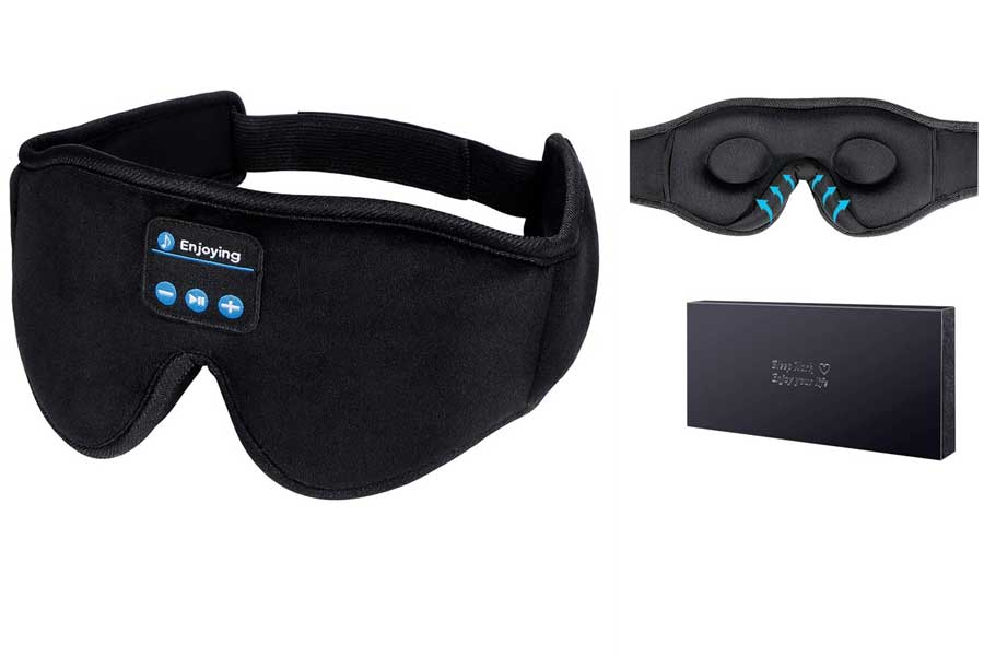 Best eye mask, business travel gift ideas for him