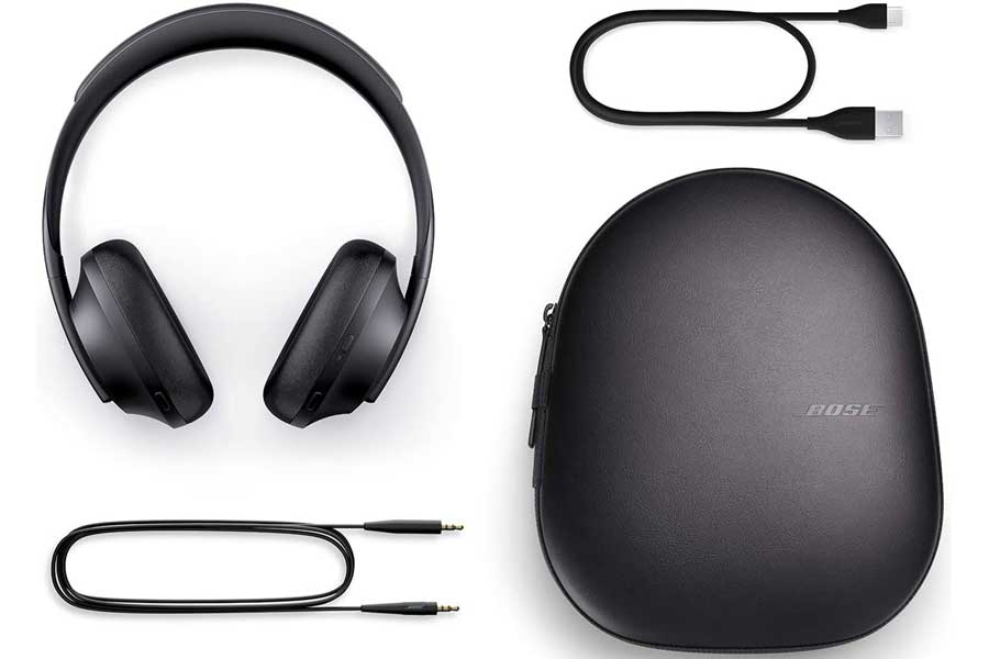 Bose noise-canceling headphones, best business travel gifts for him