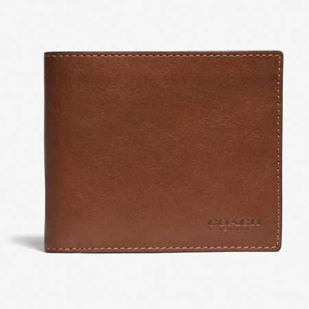 Leather wallet, best gift ideas for men who travel for work