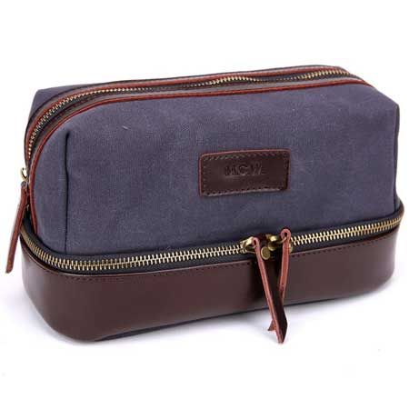 Toiletries bag, best business travel gifts for him