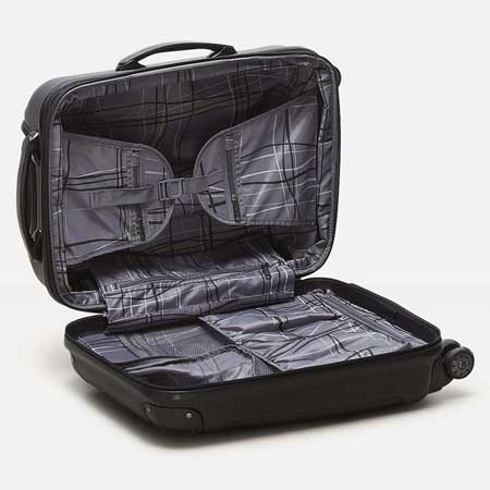 Kenneth Cole carry-on suitcase, best business travel gifts for him