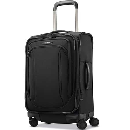 Samsonite carry-on suitcase, best business travel gifts for him