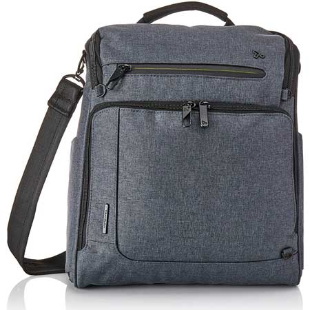 Crossbody messenger bag, best business travel gifts for him