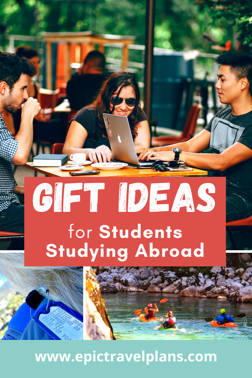 Gift ideas for students studying abroad, study abroad gifts