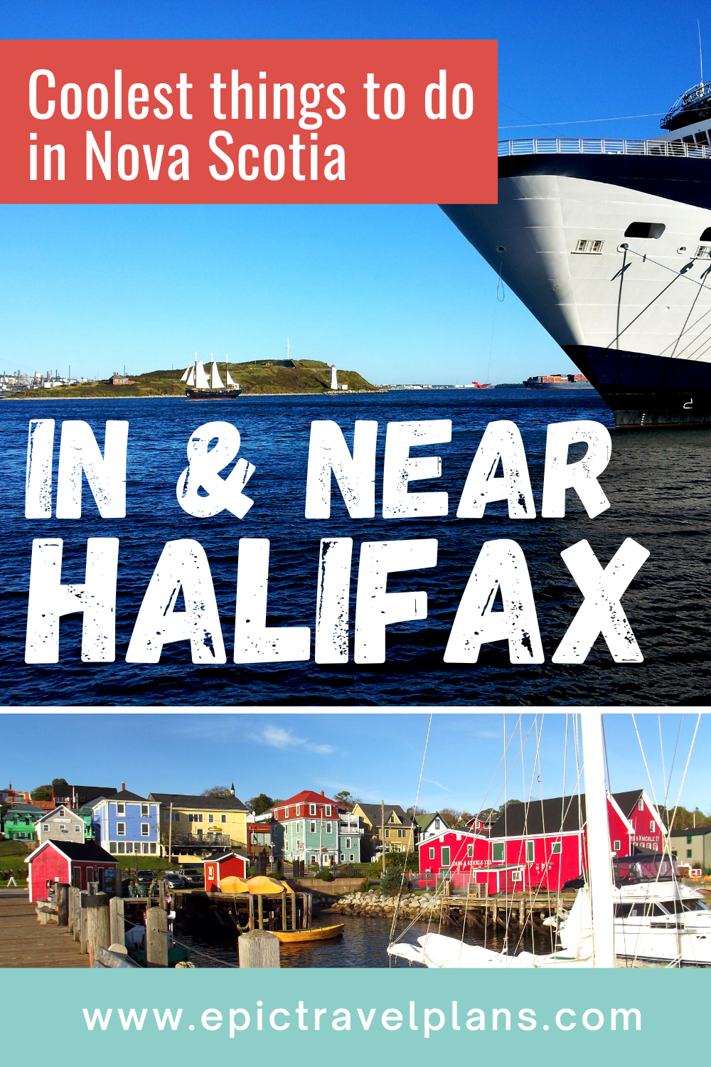 Coolest things to do in and near Halifax, Nova Scotia