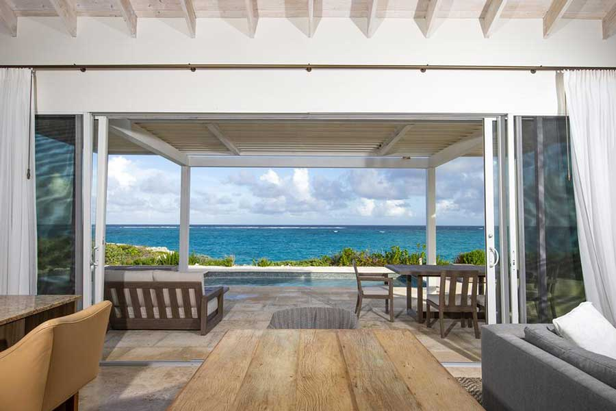 Sailrock Resort at Turks and Caicos, Christmas vacation ideas for couples