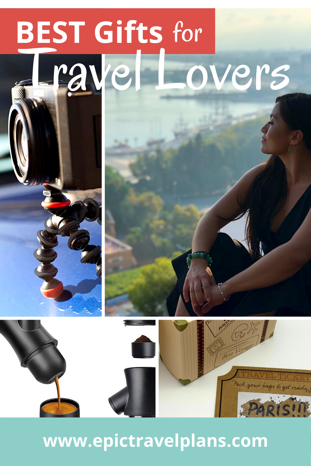 Best gifts for travel lovers, travel gift ideas, travel gadgets