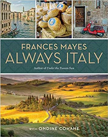 Always Italy book, travel gift idea, gifts for travel lovers