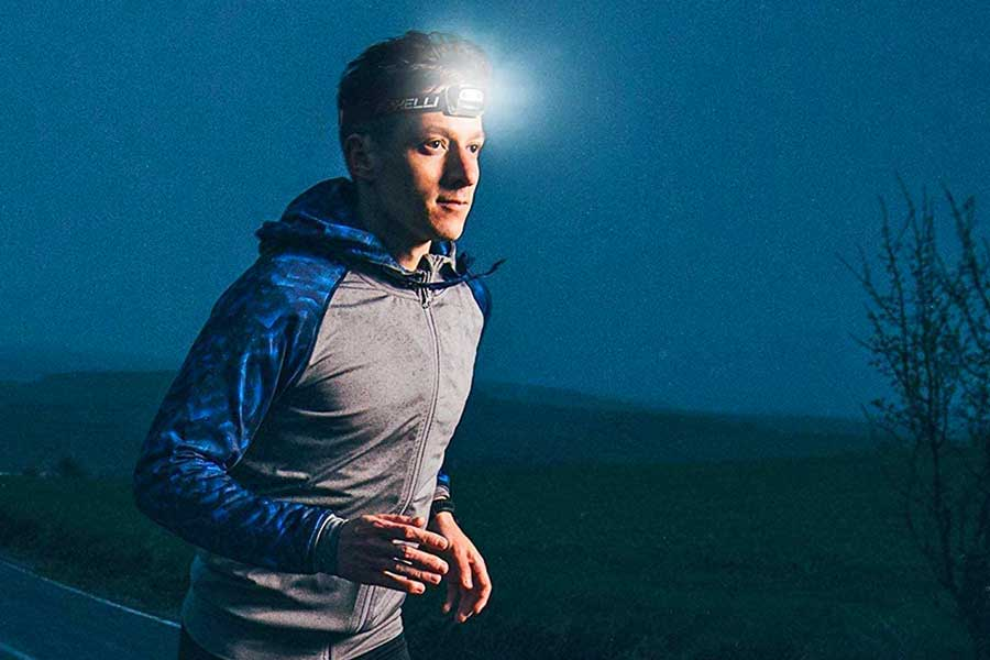 Headlamp for runners, small travel gadgets, Gifts for travel lovers