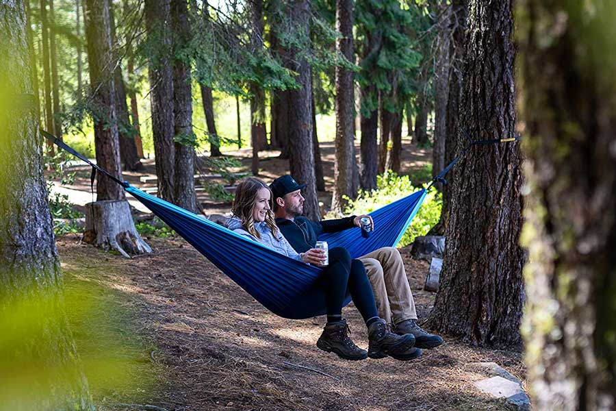 Travel hammock, outdoors Gifts for travel lovers