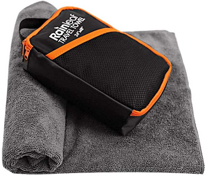 Quick dry towel, outdoor Gifts for travel lovers