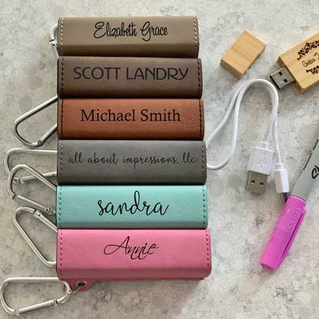 Custom power bank, Gifts for travel lovers, Etsy All About Impressions