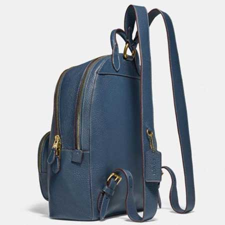 Luxury backpacks for her, best luxury travel gifts for her, designer Coach