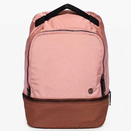 Luxury backpacks for her, best luxury travel gifts for her, Lululemon