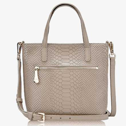 Luxury leather handbags for her, best luxury travel gifts for her, designer Sarah Flint