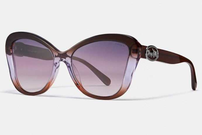 Luxury sunglasses for her, best luxury travel gifts for her, Coach