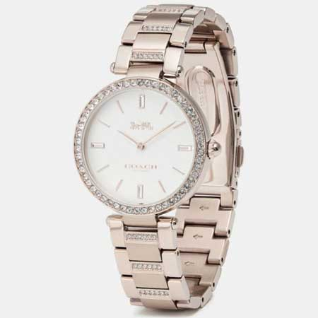 Luxury watches for her, best luxury travel gifts for her, Coach