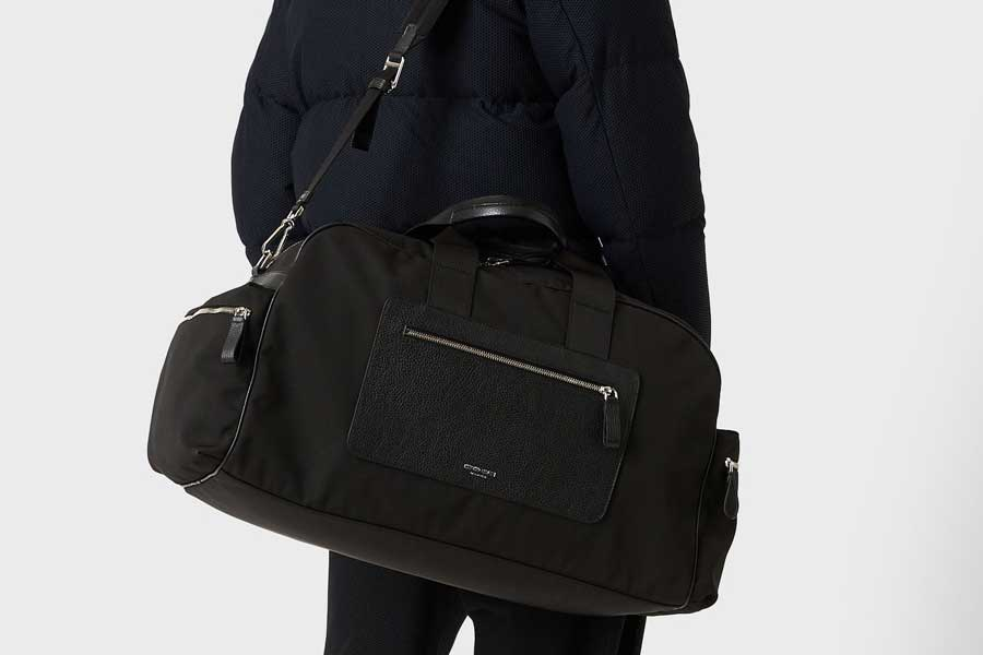 Travel bag luxury gifts men, best luxury travel gifts for him and her, Armani