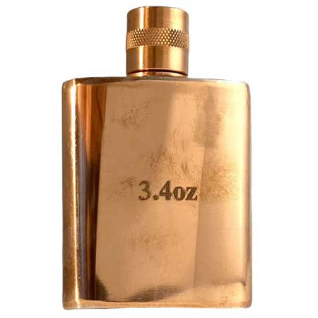 Travel flask luxury gifts men, best luxury travel gifts for him, Jacob Bromwell