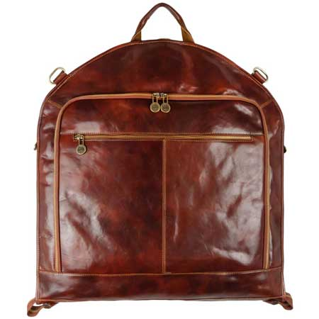 Leather garment bag luxury gifts men, best luxury travel gifts for him and her, Etsy Time Resistance