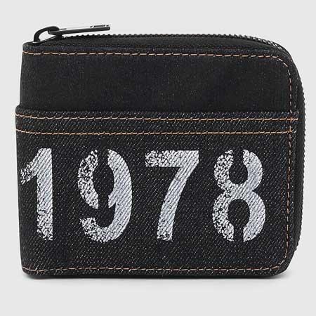 Zip wallet luxury gifts men, best luxury travel gifts for him, Diesel