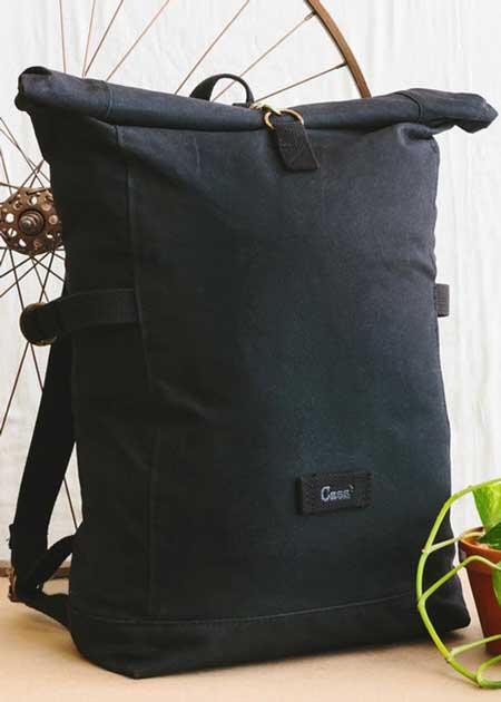 Day hiking pack for cyclists, Backpack for day hiking, Cass Etsy