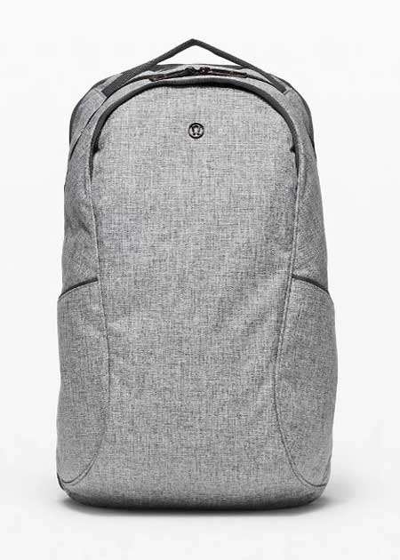 Day hiking pack, Lululemon Out of Range Backpack for day hiking