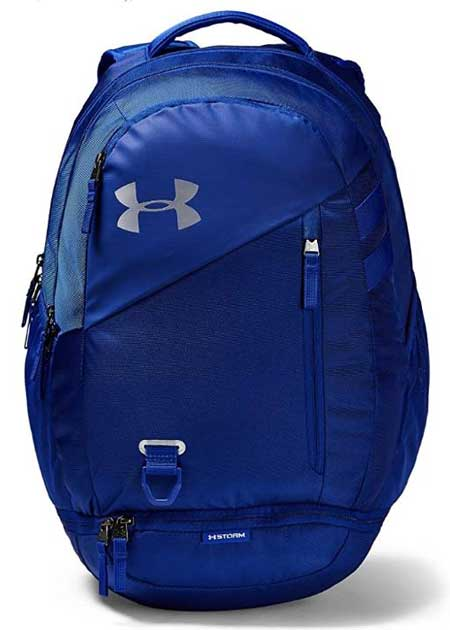Day hiking pack, Under Armour Hustle 4.0 Backpack for day hiking