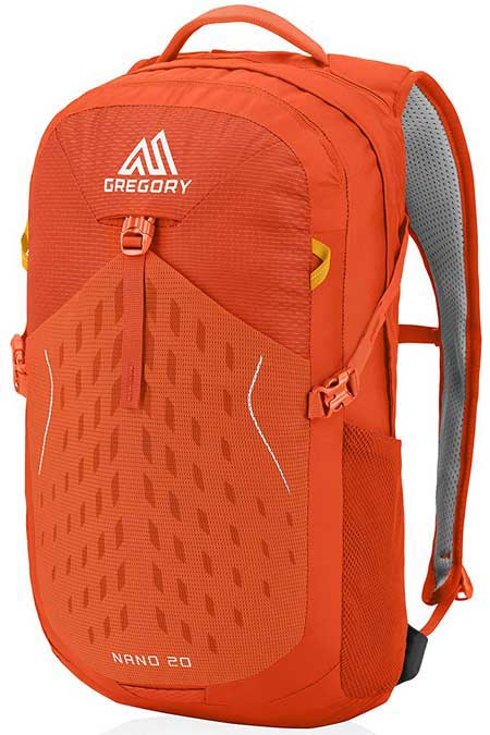 Day hiking pack, Gregory Nano 20 Backpack for day hiking