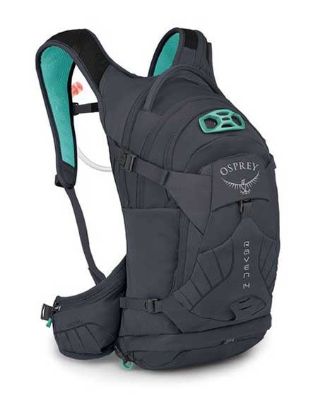 Day hiking pack, Osprey Raven 14 Women's Backpack for day hiking