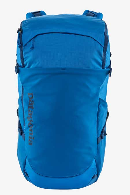 Large day hiking pack, Patagonia Nine Trails Backpack for day hiking