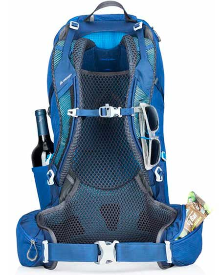 Large day hiking pack, Gregory Zulu 30 Backpack for day hiking