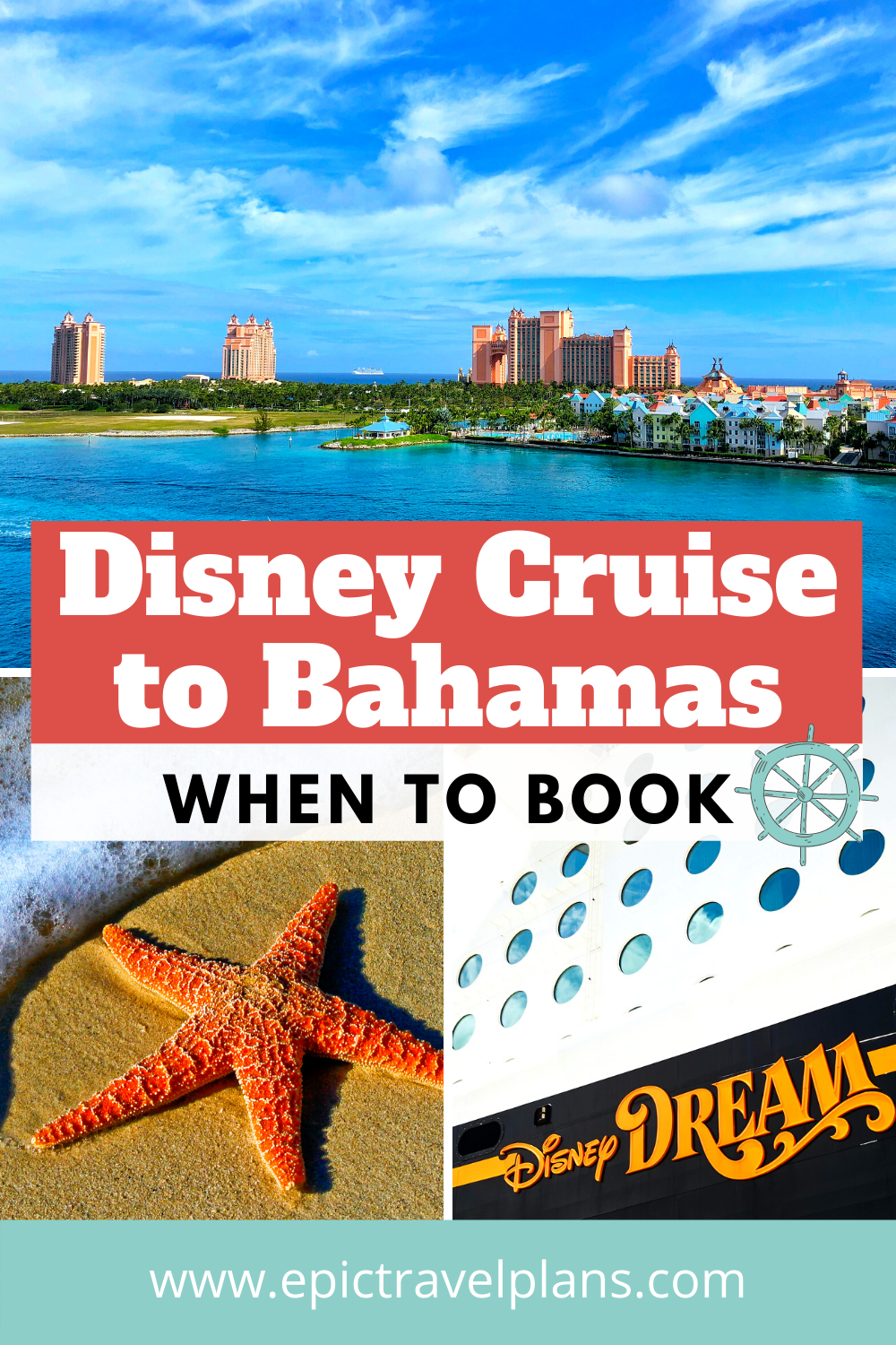 When to book Disney cruise to Bahamas guide, best prices for Disney cruises