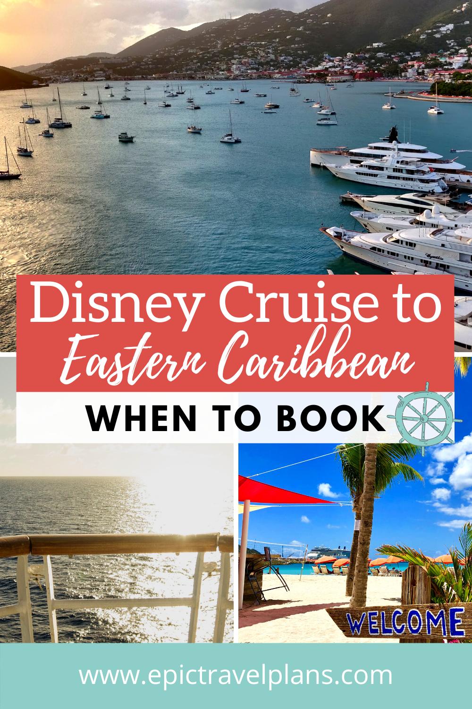Disney cruise to Eastern Caribbean guide