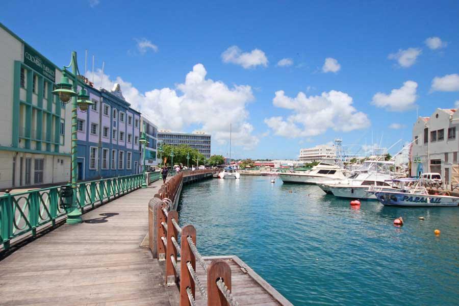 Boardwalk at Key West Florida, Disney cruise Bahamas