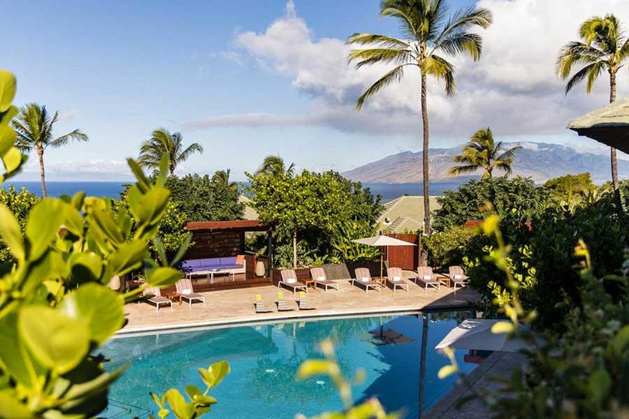 Hotel Wailea Resort, areas to stay in Maui Hawaii